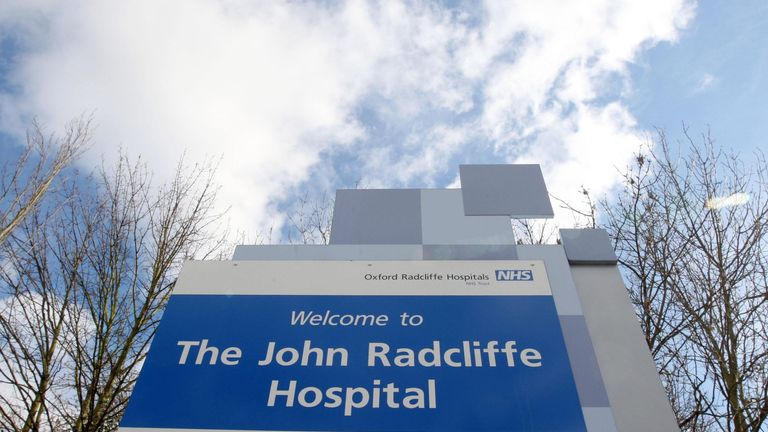 Fire safety at John Radcliffe Hospital's main buildings has been reviewed