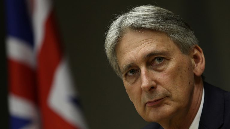 Hammond's £20bn black hole may mean it's time to scrap