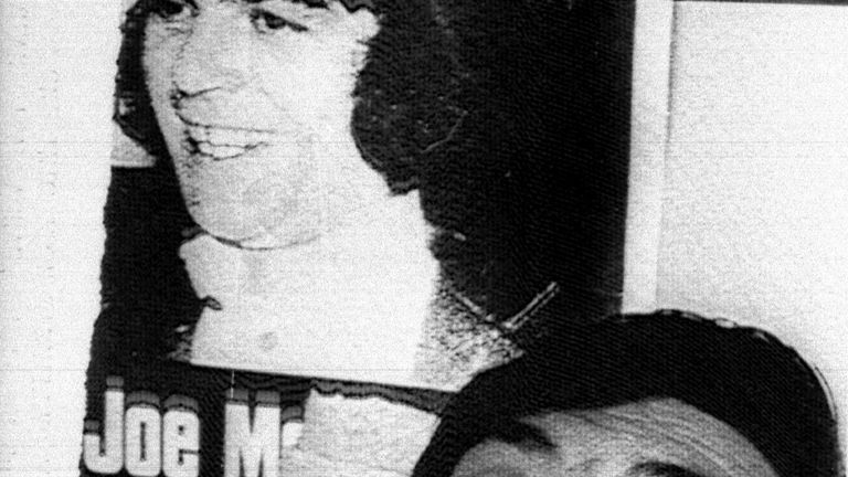 Undated file photo circa 1981 of IRA informer turned author Sean O'Callaghan, during a hunger strike in Tralee in the Republic of Ireland, who has died aged 63, a close friend has said. PRESS ASSOCIATION Photo. Issue date: Thursday August 24, 2017. It is understood the convicted republican killer died while swimming in a pool in Jamaica. The Co Kerry native was in the Caribbean visiting his daughter. O'Callaghan detailed the inner workings of the IRA in his best-selling book, The Informer, in 19