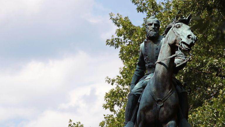 Thomas Jackson statue
