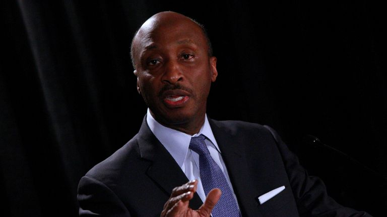 Kenneth Frazier quit the American Manufacturing Council on Monday over the response to the Charlottesville violence