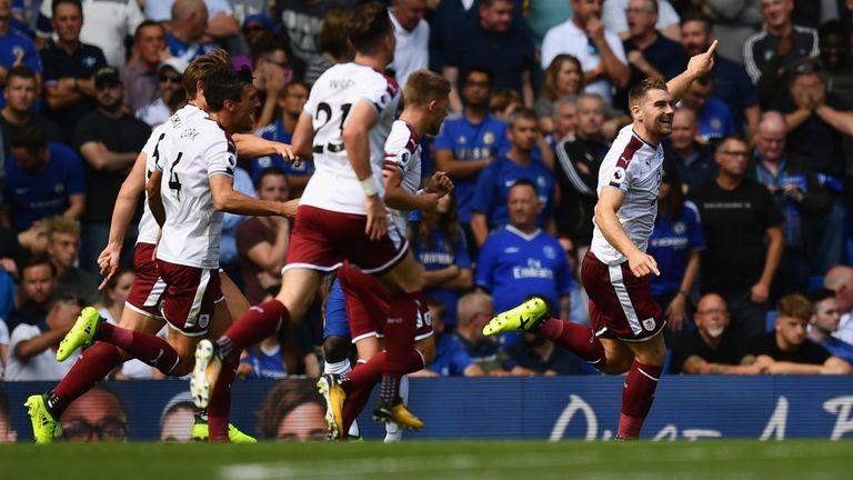 Image result for Chelsea vs Burnley 2-3