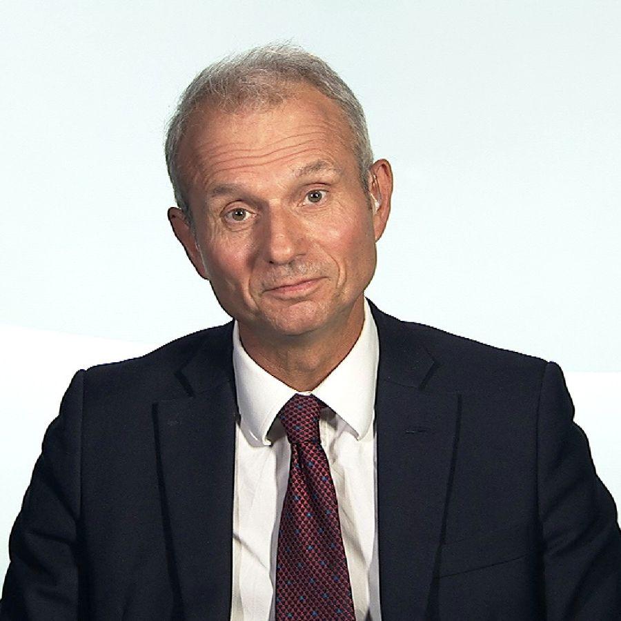 Justice Minister David Lidington
