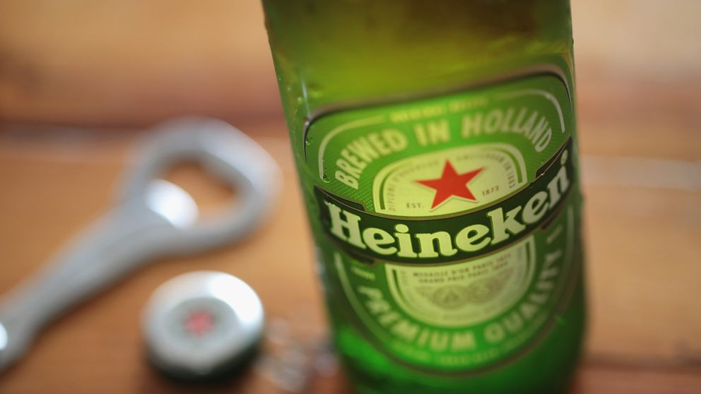Heineken dampens profit guidance as currency pressure squeezes margins