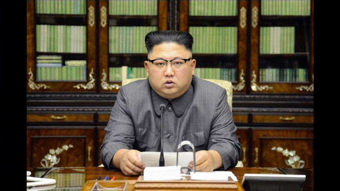 """Kim Jong Un described Donal Trump as """"deranged"""""""