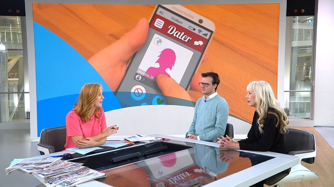 Dating apps debate Sunrise