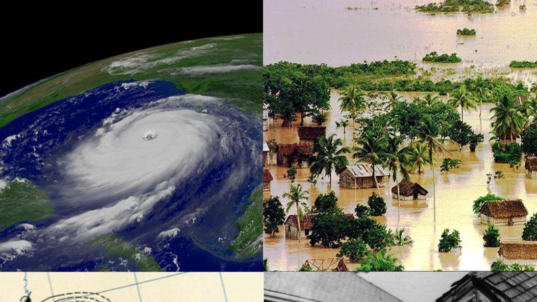 Atlantic hurricanes have been breaking records for centuries
