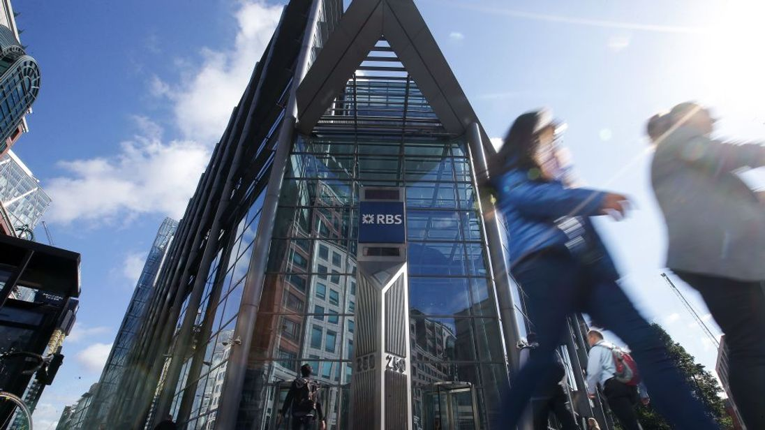 RBS takes $500m hit on US mortgage securities