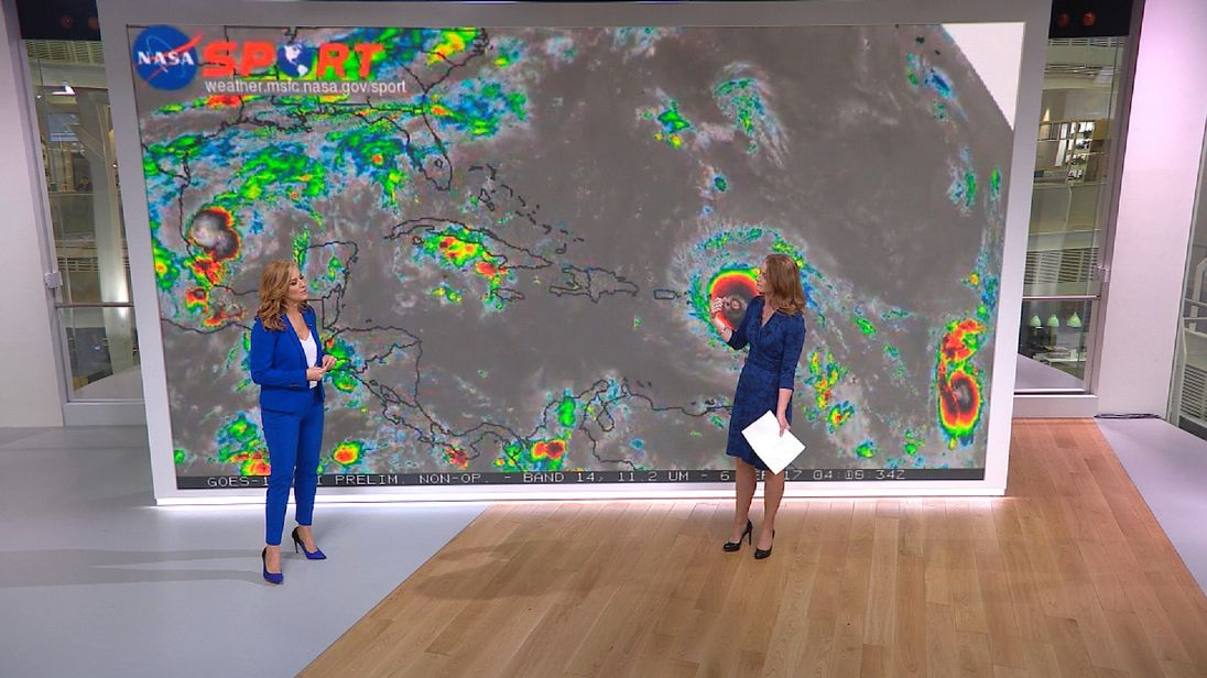 Sarah-Jane Mee and Isobel Lang discuss a new threat to the Caribbean