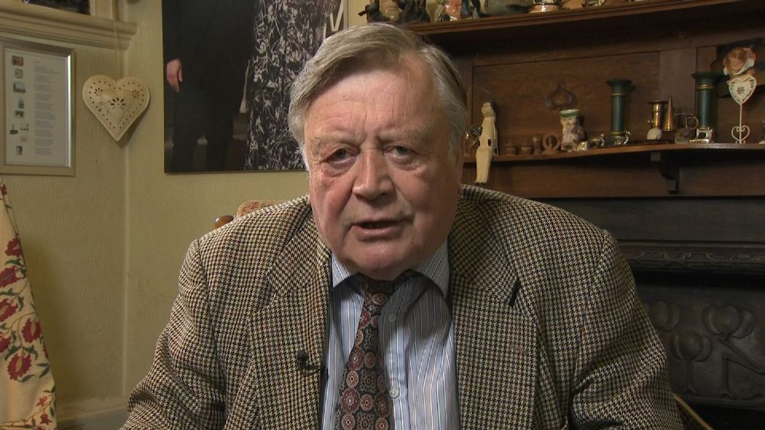 Former chancellor Ken Clarke has been a long-time supporter of the EU