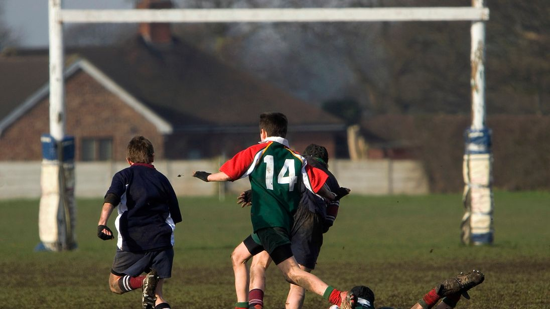 Experts Demand Tackling Bans In Youth Rugby To Reduce Head, Neck Injuries