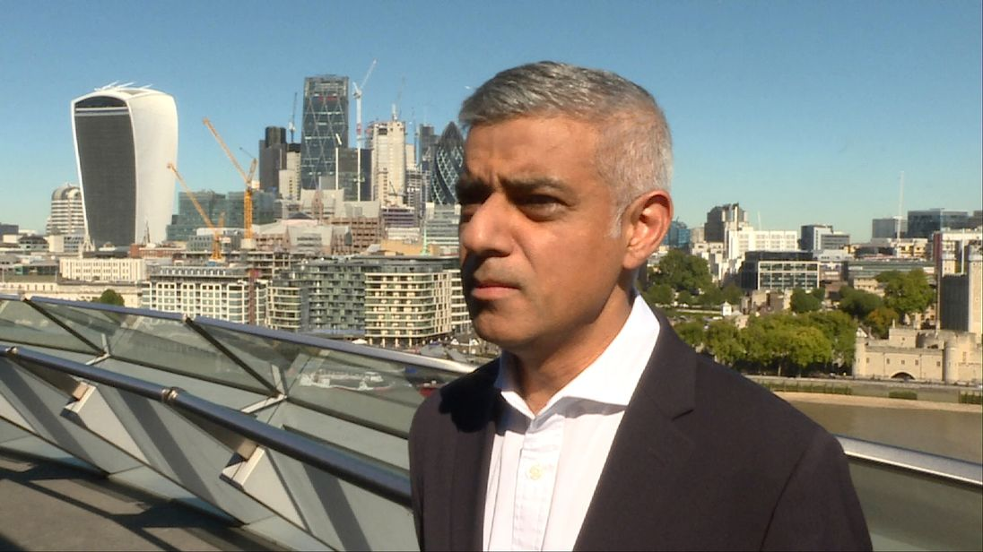 Sadiq Khan explains why TfL will not renew Uber's licence