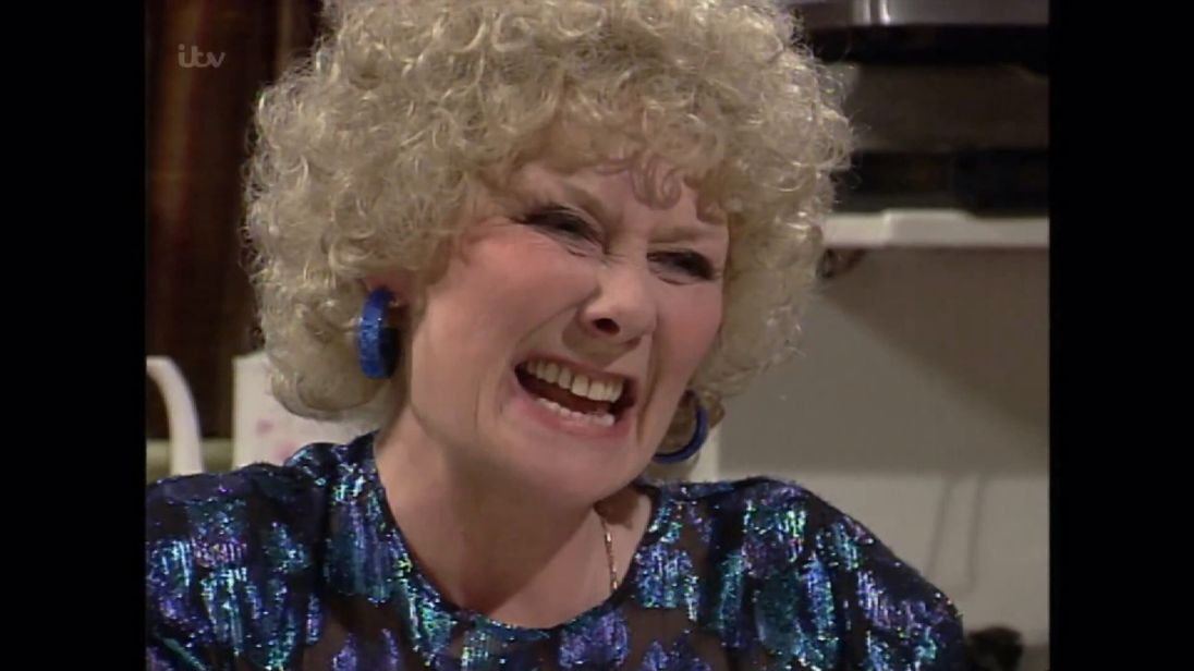 Liz Dawn as Vera Duckworth