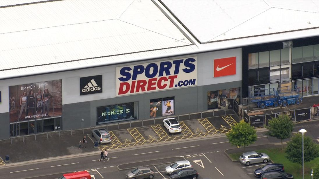 Sports Direct and Primark named and shamed for underpaying staff