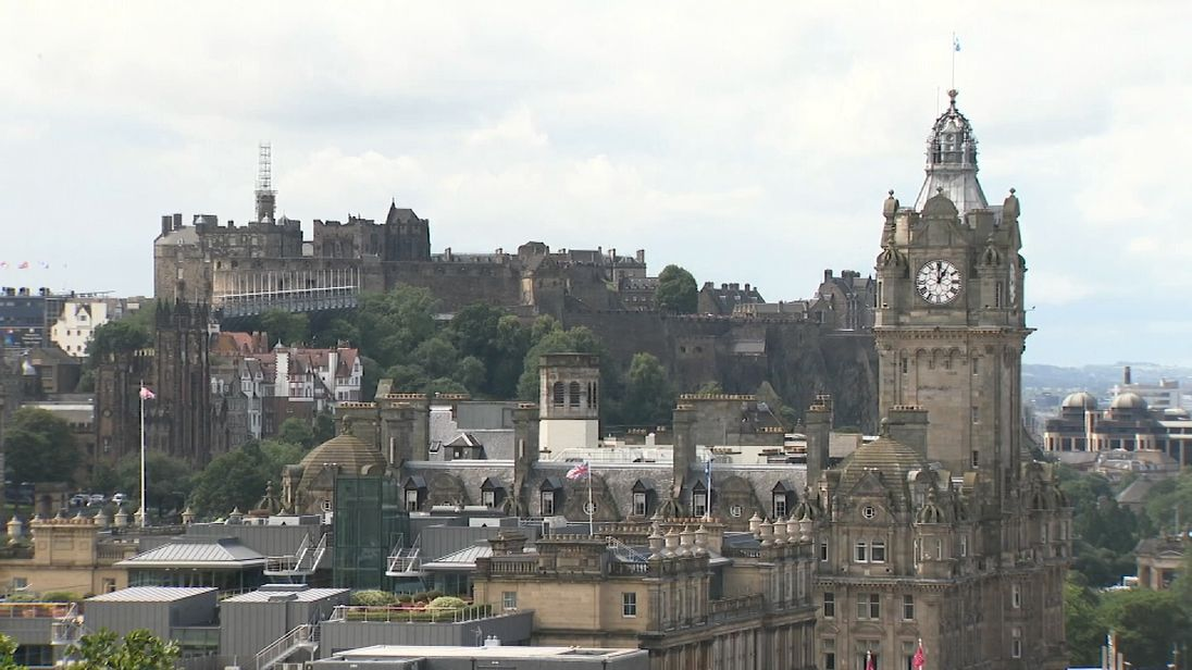 Warnings of financial stress of Scottish universities