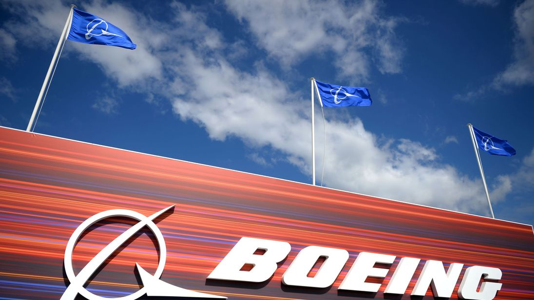 Boeing is worth five times as much as Ford and General Motors put together.