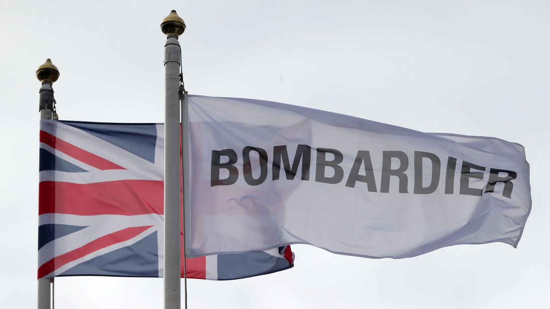 United Kingdom  warns Boeing it could lose defence contracts over Bombardier dispute