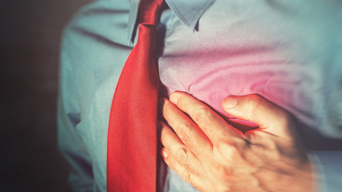 More than two-thirds of people who go to A&E with chest pains have not had a heart attack