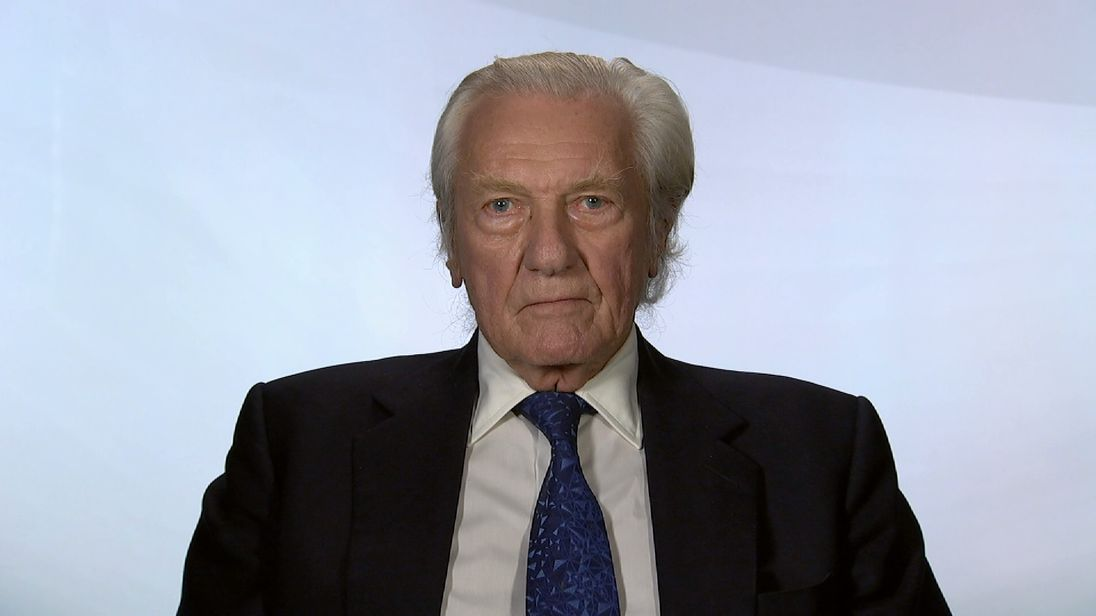 Lord Heseltine laments the problems of Brexit