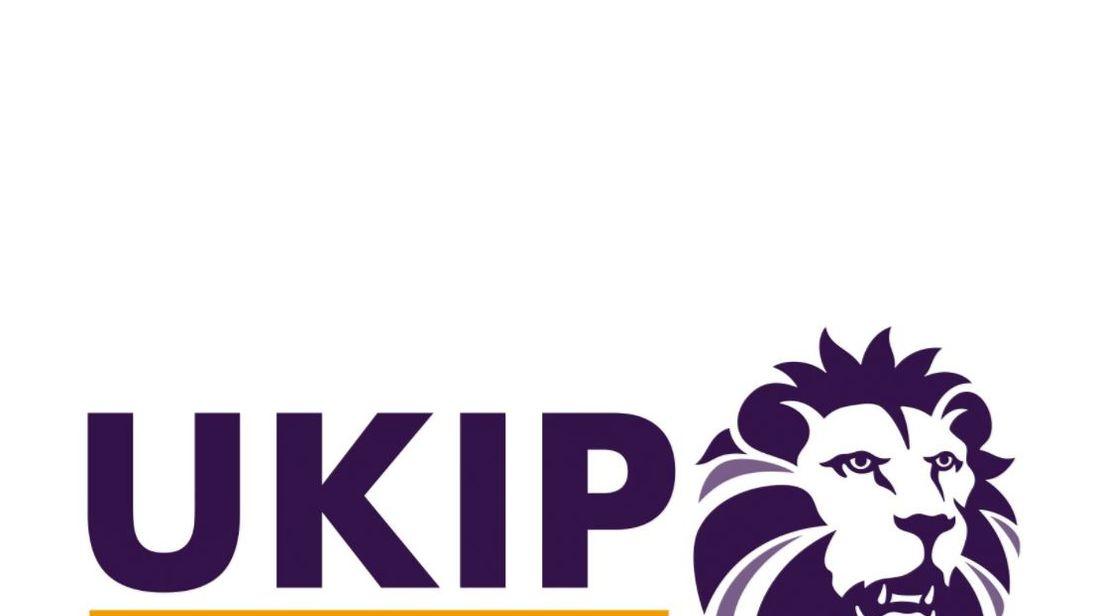 UKIP's new logo