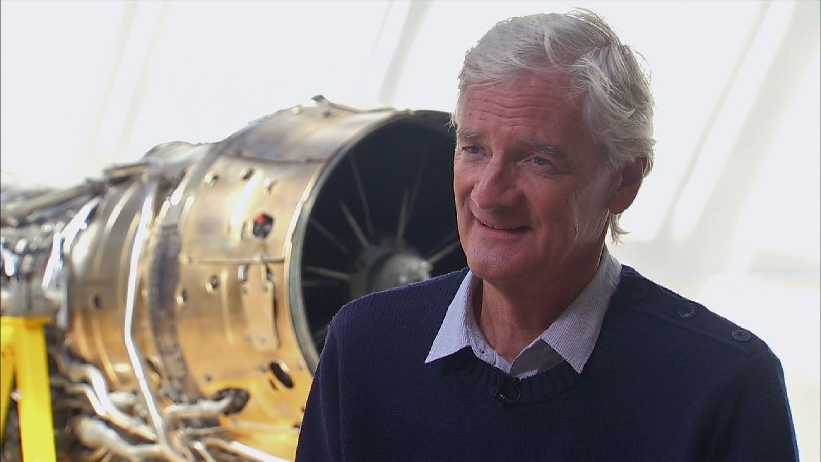 Dyson payout as dispute with ex-exec is settled