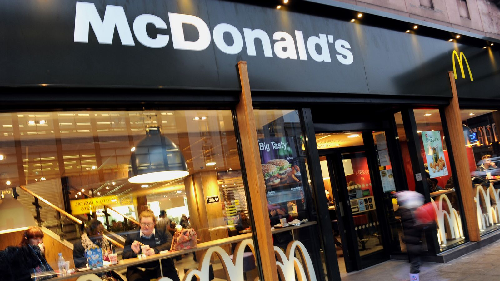 Should McDonald's Be Alarmed By UK Strike?