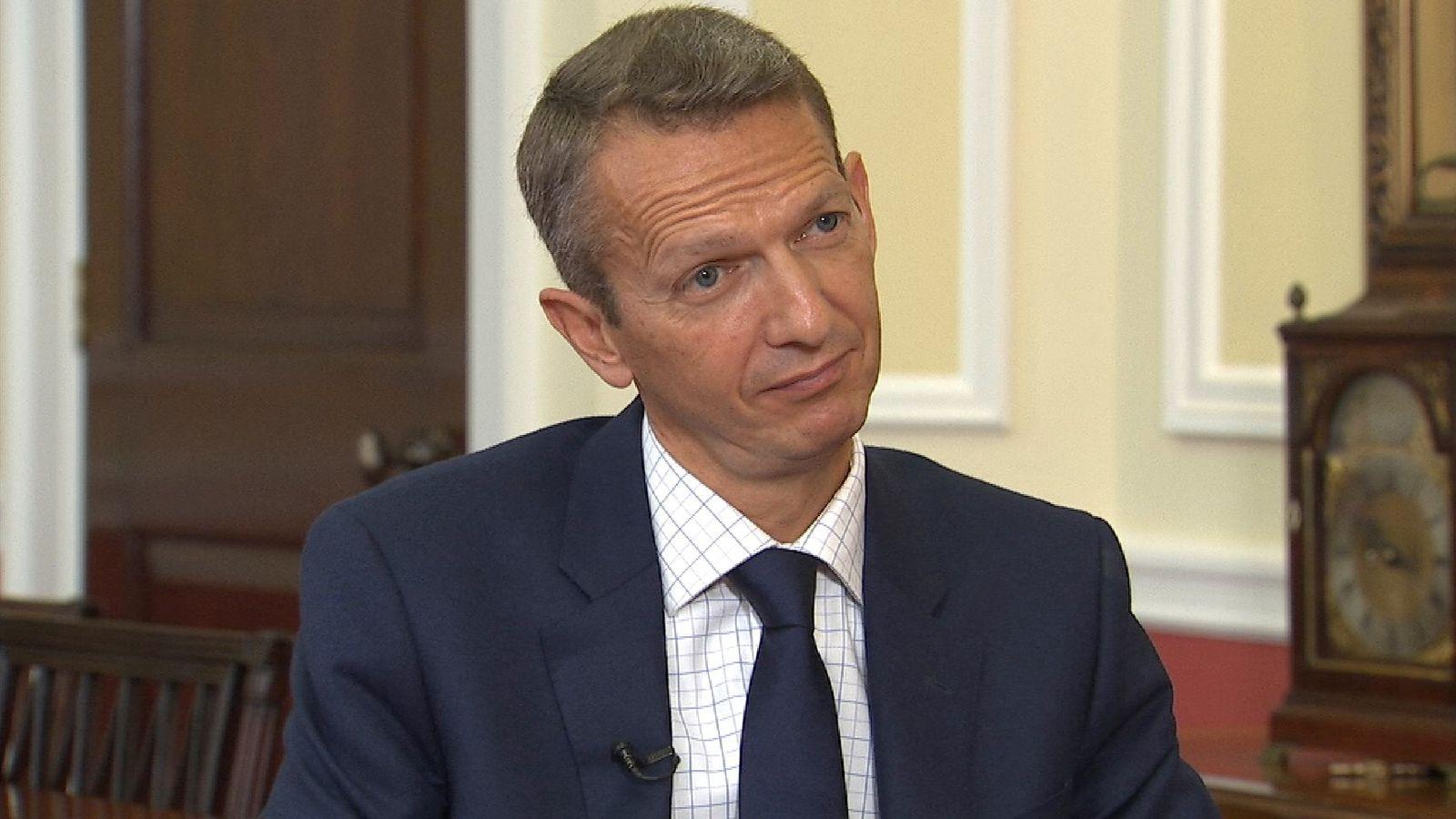 'So far, so V': Bank of England's Haldane sees sharp bounce-back | Business News