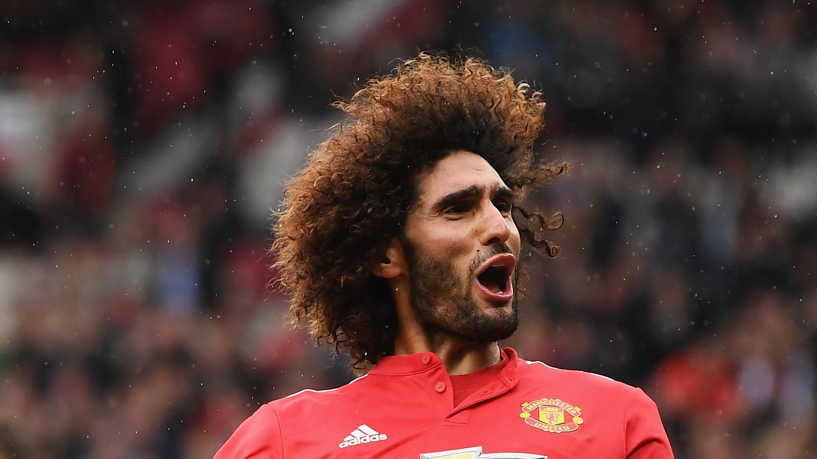 Marouane Fellaini's Future In Doubt Amid Manchester United