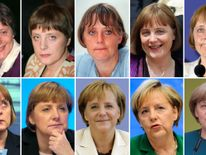 Mrs Merkel from 1991 to 2013