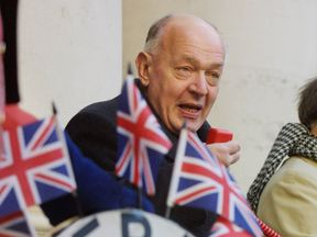 Conservative MP Sir Teddy Taylor