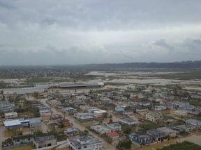 Toa Baha's neighbourhoods have been badly flooded