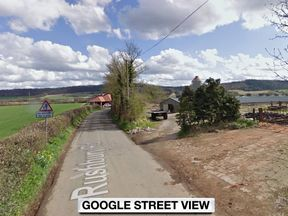 The boy was found dead near Church Stretton in Shropshire