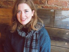 Fiona Mozley works in a bookshop in York at weekends