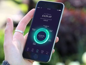 Starling is a provider of mobile-only banking. Pic: Starling Bank