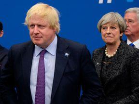 May and Johnson