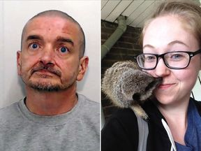 Mark Buckley has been jailed for the 'brutal' murder of Ellen Higginbottom