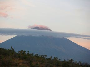 Mount Agung, Bali, Indonesia