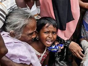 Rohinya refugee in Bangladesh