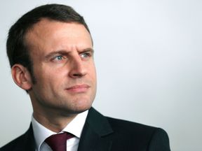 FRANCE - Emmanuel Macron