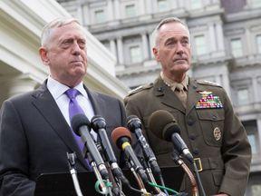 Secretary of Defense James Mattis made the latest US statement on North Korea