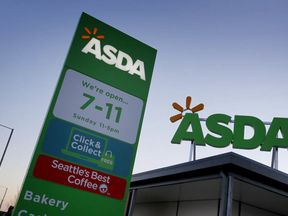 Asda is trying to turn around its fortunes under new chief executive Sean Clarke. Pic: Asda