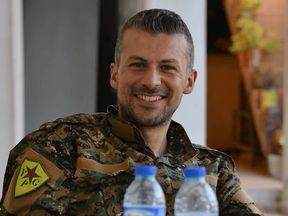 Mehmet Aksoy is believed to have joined a Kurdish military force