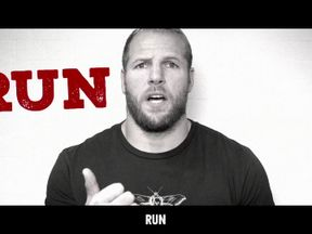 The Run Hide Tell campaign video