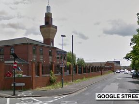The boy is believed to have been attacked outside the mosque on Herbert Road