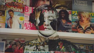 'Invisible' artist Liu Bolin blends into the background of his pieces