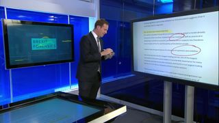 Ed Conway analyses May's Brexit speech