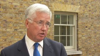 Michael Fallon outlines the British response to Caribbean hurricanes