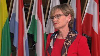 Mairead McGuinness smooths over Juncker's 'Britons will regret Brexit' remark