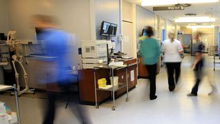 A survey has found many nurses are stressed or burnt out