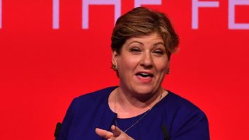 Labour's Emily Thornberry in Brighton